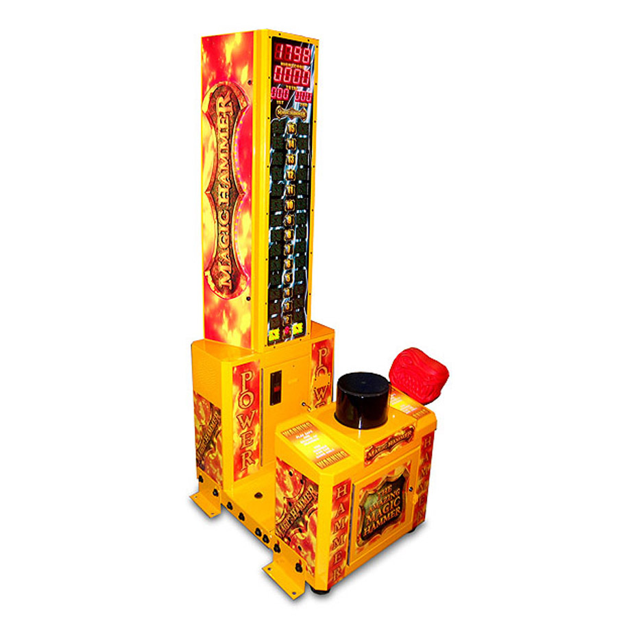 Magic Hammer (YELLOW) | Magic Play