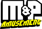 MP Amusement logo